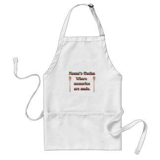 Nonna's (Italian Grandmother) Cucina... Standard Apron