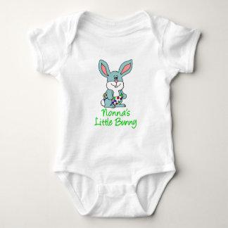 Nonna's Little Bunny Baby Bodysuit