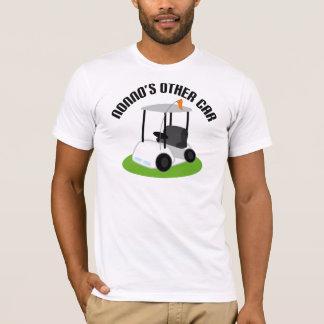 Nonnos Other Car (Golf Cart) T-Shirt