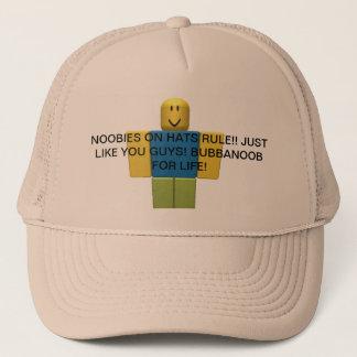 NOOBIE MERCH HAT