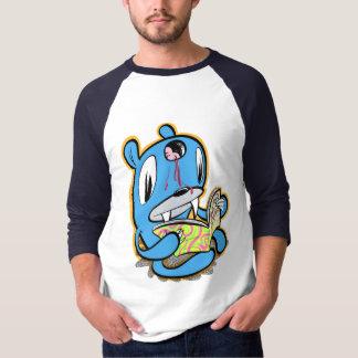 Noodle Bear Reads T-Shirt