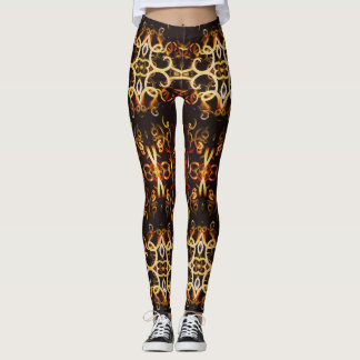 Noodle Crazy Three Leggings