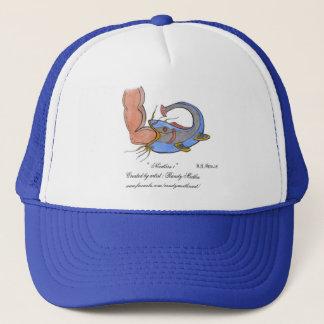 """ Noodlers 1 "" Hat... Trucker Hat"