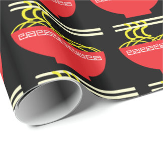 Noodles Wrapping Paper