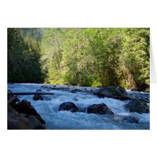Nooksack River Card