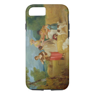 Noon, 1799 (oil on canvas) iPhone 7 case
