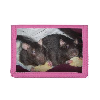 Noonan and Flannery Pet Rat Wallet