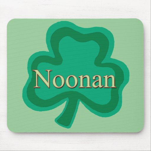 Noonan Family Mouse Pads