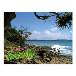 Noosa, Queensland, Australia postcard