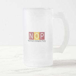 NOP Frosted Mug