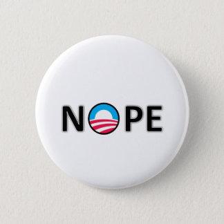 nope 2 inch round button