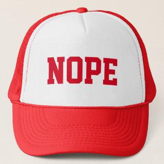 Nope Hat