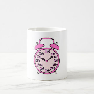 Nope 'o' Clock Coffee Mug