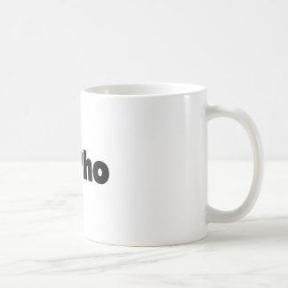 NoPho Coffee Mug