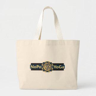 NoPo YoGa Canvas Bag