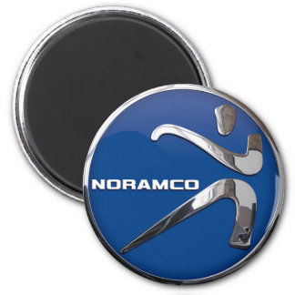 "Noramco - aimant fonctionnant d'homme (2,25"")"