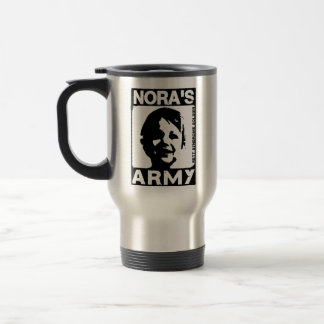 Nora's Army Travel Mug