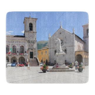 Norcia, Umbria,Italy Cutting Board