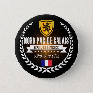 Nord-Pas-de-Calais 2 Inch Round Button