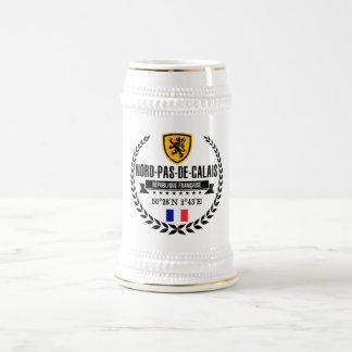 Nord-Pas-de-Calais Beer Stein
