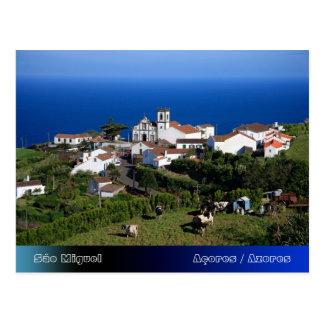 Nordeste - Azores Postcard