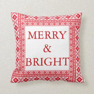 Nordic Braid Pillow