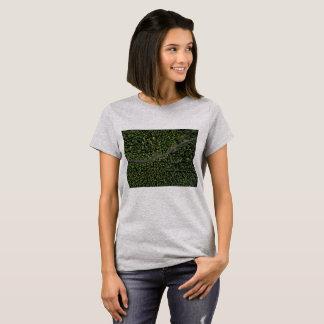 Nordic forest designers tshirt grey