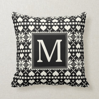 Nordic | Holiday Throw Pillow