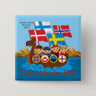 Nordic Kid Button 2017