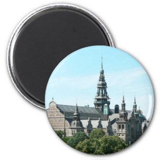 Nordic Museum Magnet