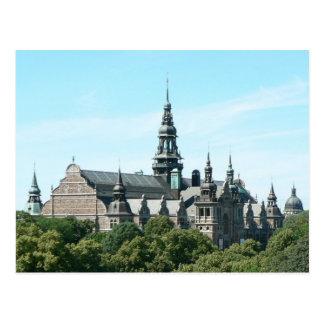 Nordic Museum Postcard