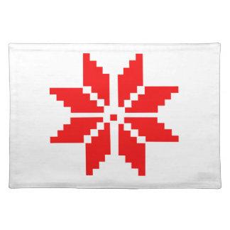 Nordic Snowflake Placemat