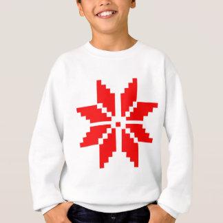 Nordic Snowflake Sweatshirt
