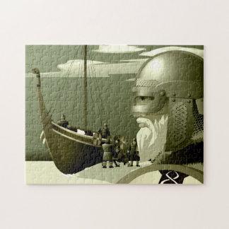 Nordic Vikings Puzzle