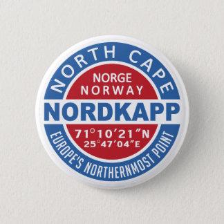 NORDKAPP Norway buttons
