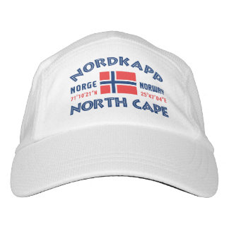 NORDKAPP Norway custom cap