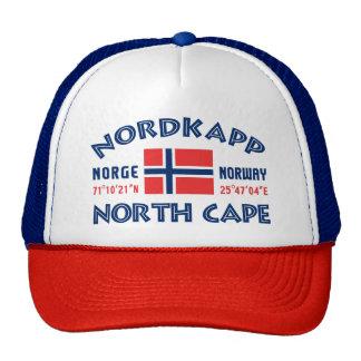NORDKAPP Norway hat