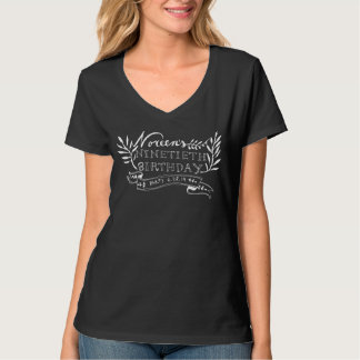 Noreen's 90th Womens T-Shirt