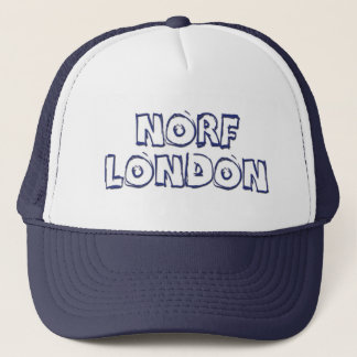 Norf London Trucker Hat
