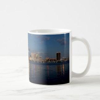 Norfolk Full Moon Classic White Coffee Mug