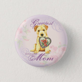 Norfolk Heart Mom 1 Inch Round Button