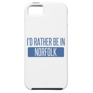 Norfolk iPhone 5 Covers