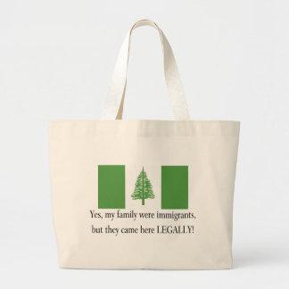 Norfolk Island Bags