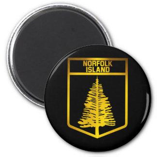Norfolk Island Emblem Magnet