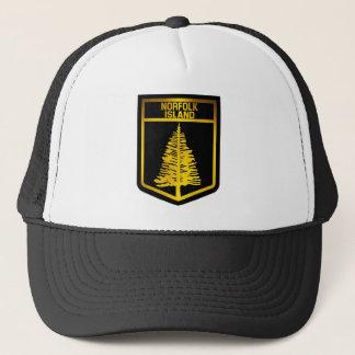 Norfolk Island Emblem Trucker Hat