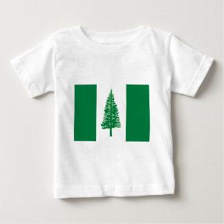 Norfolk Island Flag Baby T-Shirt
