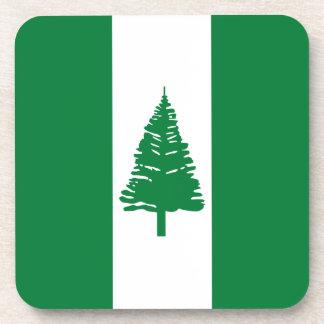 Norfolk Island Flag Coaster