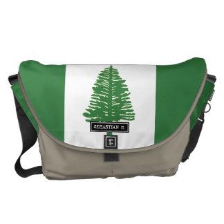 Norfolk Island Flag Commuter Bag