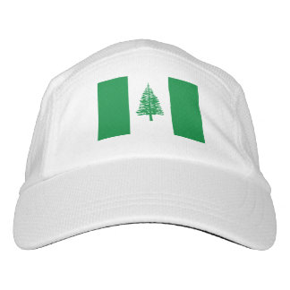 Norfolk Island Flag Headsweats Hat