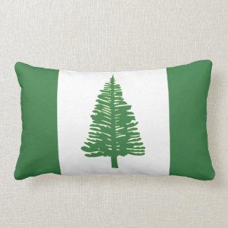 Norfolk Island Flag Lumbar Pillow
